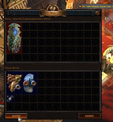 Magna Eclipsis Unique Vendor Recipe