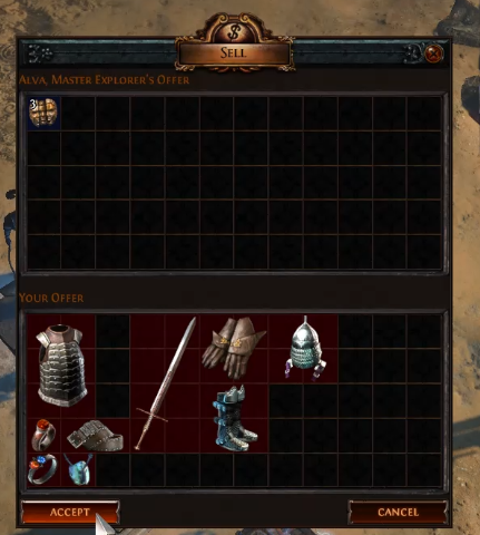 Poe Chaos Recipes Vendor Chaos Orb Farming