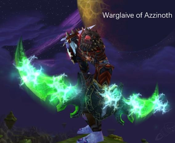 Warglaive of Azzinoth