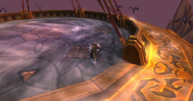 Try to walk at a certain distance away from the walls and do not try to take any shortcuts. - Skyreach - Dungeons - World of Warcraft: Warlords of Draenor - Game Guide and Walkthrough